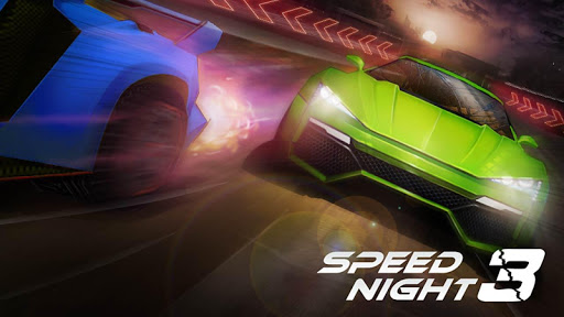 Speed Night 3 : Asphalt Legends image   8