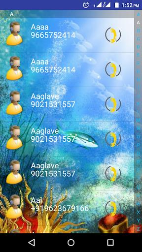 Contacts App Demo