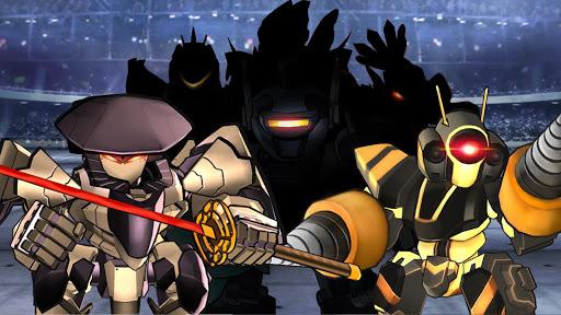 Megabot Battle Arena: Build Fighter Robot screenshots 7