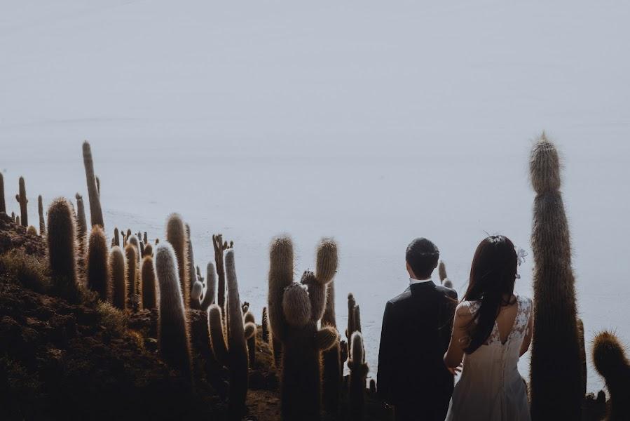 Wedding photographer Valery Garnica (focusmilebodas2). Photo of 07.06.2019