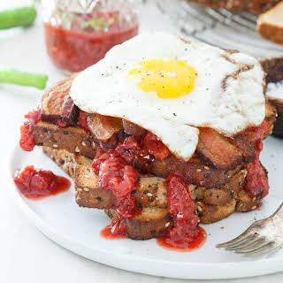 Strawberry Jam Sandwich Recipes.