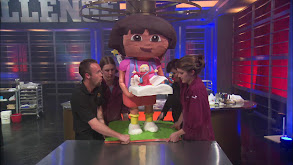 Dora the Explorer Cakes thumbnail