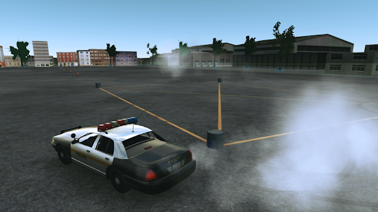 Police Car Driving Academy- screenshot thumbnail