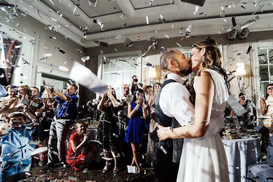 Wedding photographer Slava Semenov (ctapocta). Photo of 25.11.2016