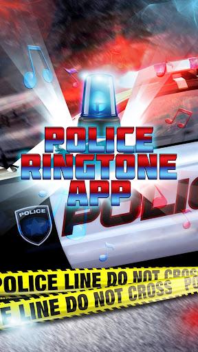 Police Ringtone App ud83dudea8 Loud Siren Sounds 1.3 screenshots 1