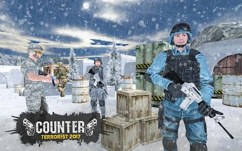 Counter Terrorist 2017 : Gun War Counter Strike - náhled