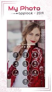 My Photo AppLock – App Lock 1.4 (MOD + APK) Download 2