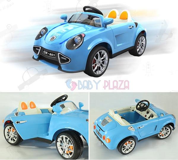 Xe hơi điện trẻ em QK-801 4