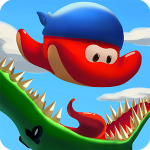 Kraken Land : Plateforme Aventures MOD APK 1.6.3 (Unlimited Money)