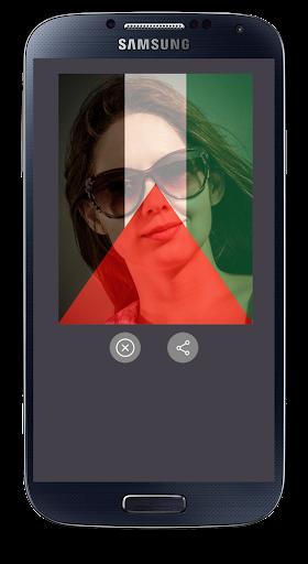 Palestine Flag Profile Picture