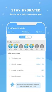 Water Reminder – Remind Drink Water Apk  Download For Android 8