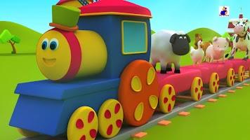 screenshot of Bob the Train  : Offline Videos
