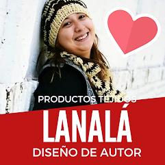 LANALÁ / Tejido de Autor