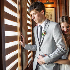 Wedding photographer Sergey Barsukov (kristmas). Photo of 16.11.2016