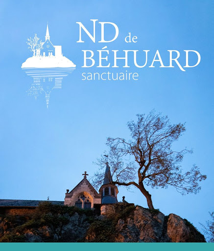photo de Notre Dame de Béhuard