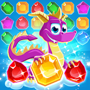 Treasure Hunters: free match3 gems