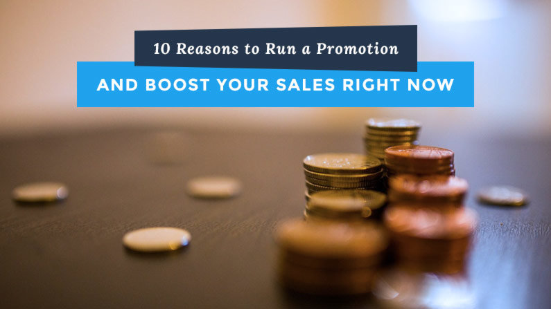 how to run a promotion