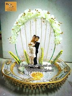 Workshop Wedding Aarathi Decorative Plates Madurai