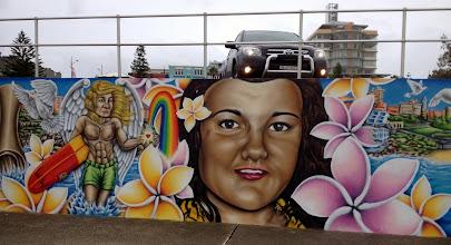 Photo: Taidetta Bondi Beachillä