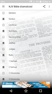 KJV Bible dramatized 1