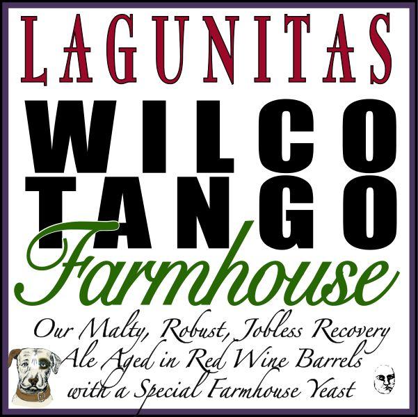 Logo of Lagunitas Wtfarmhouse