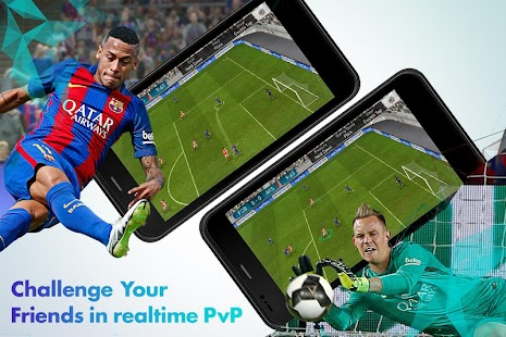 PES2017 -PRO EVOLUTION SOCCER- 0.9.1 Apk + Data