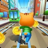 Tải Subway Cat Rush miễn phí
