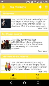MySGI(Shriram General Insurance Customer Mob APP) Download For Android 1