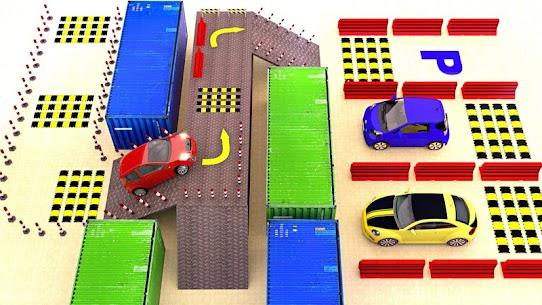 Modern Car Parking Drive 3D Game – Free Games 2020 3