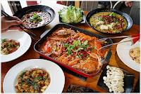 漁知香木桶魚