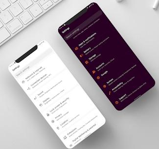 [UX9]  Theme Ubuntu for LG UX9+ 1