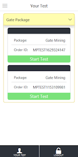 Mine Portal - All Mining Solution - náhled