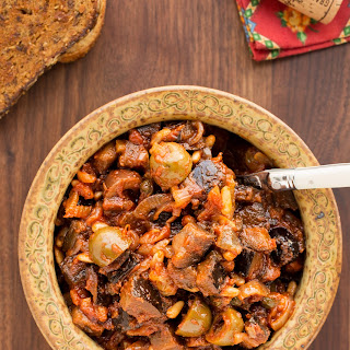 Eggplant Caponata Pasta Recipes