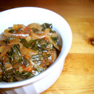 Smokey Collard Greens