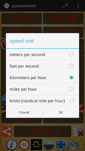 Speedometer + screenshot 14