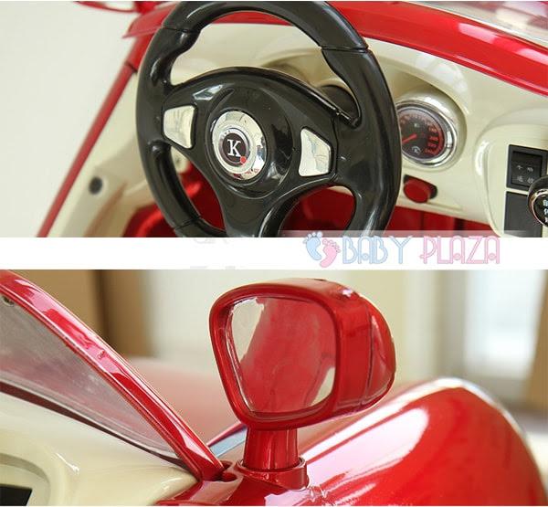 Xe hơi điện trẻ em QK-801 10