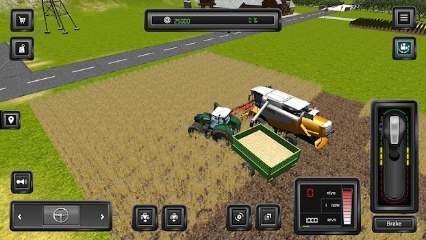 Farming Evolution - Tractor