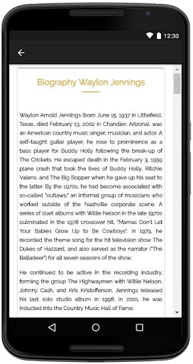 Download Waylon Jennings Songs Lyrics Google Play softwares