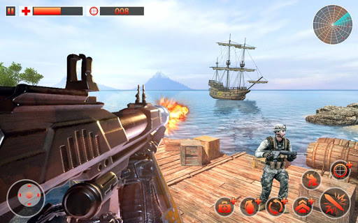 US Deadly Crime Mafia Base Attack 1.0 screenshots 1