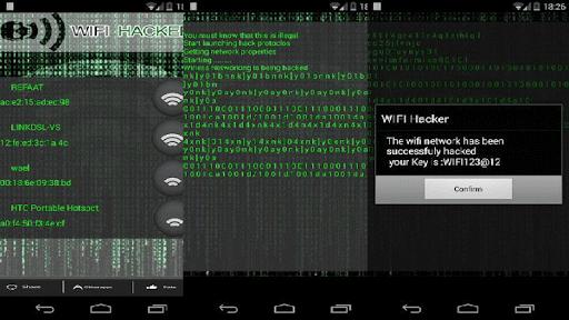 wifi password generator prank