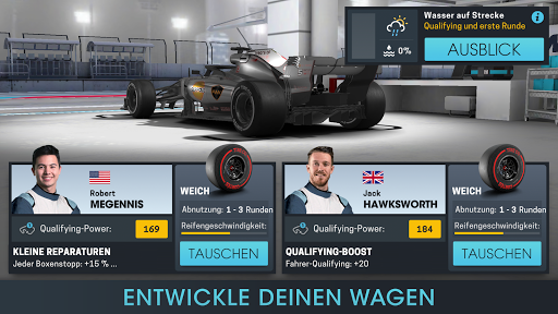 Motorsport Manager Online screenshot 3