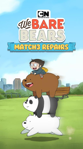 We Bare Bears: Match3 Repairs 1.1.7 gameplay | by HackJr.Pw 6