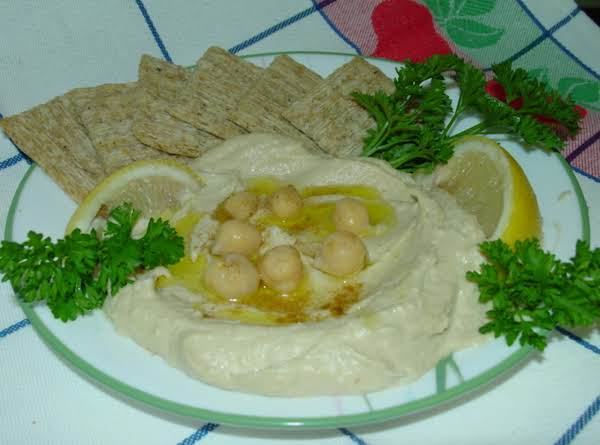 Marcy's Yummus Hummus Recipe