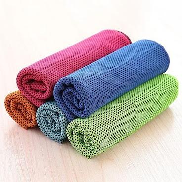 加長運動健身跑步吸汗降温冰巾