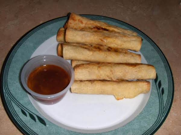 Chicken Taquitos Recipe