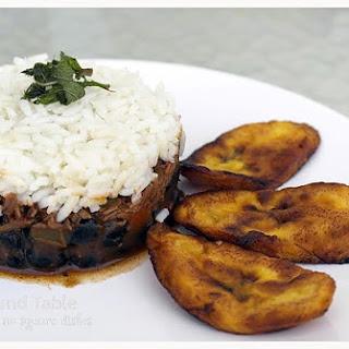 Pabellon Criollo (Venezuelan Dish)