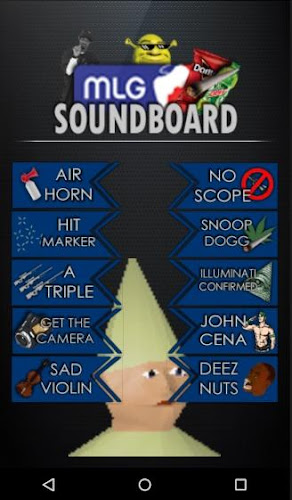 MLG Illuminati Soundboard