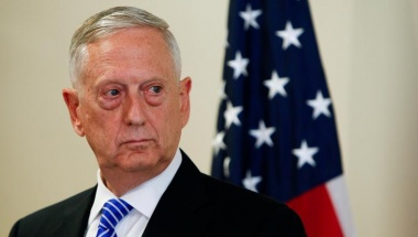 U.S. Secretary of Defence Jim Mattis. Picture: REUTERS