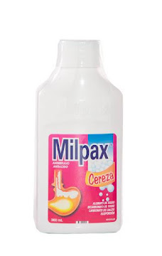 MILPAX CEREZA FCO X 360 ML