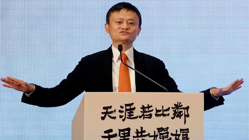 Jack Ma is stepping down as chairman of Alibaba Group on his 55th birthday.